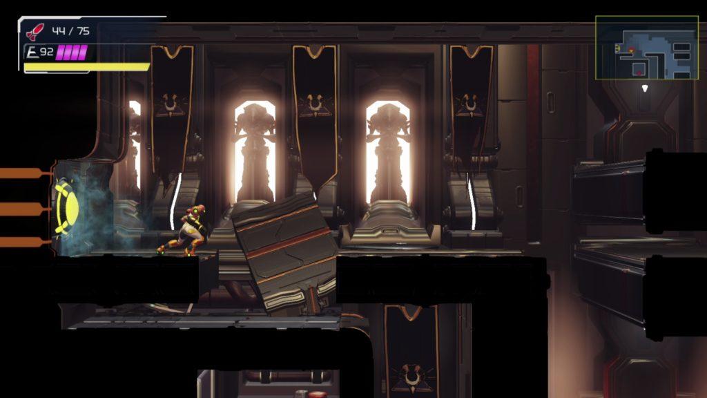 Локации и враги - новые подробности Metroid Dread 20