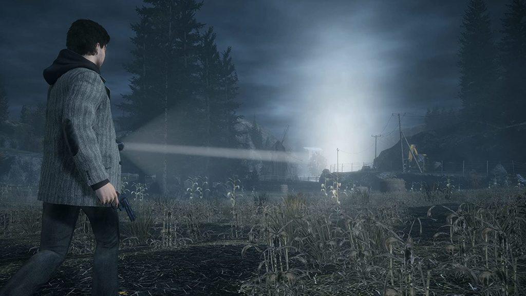 В сеть утекли первые скриншоты Alan Wake Remastered 13