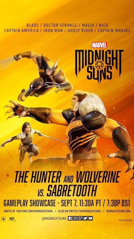 Marvel's Midnight Suns – присоединяйтесь к первой трансляции геймплея уже сегодня в 21:30 МСК 1