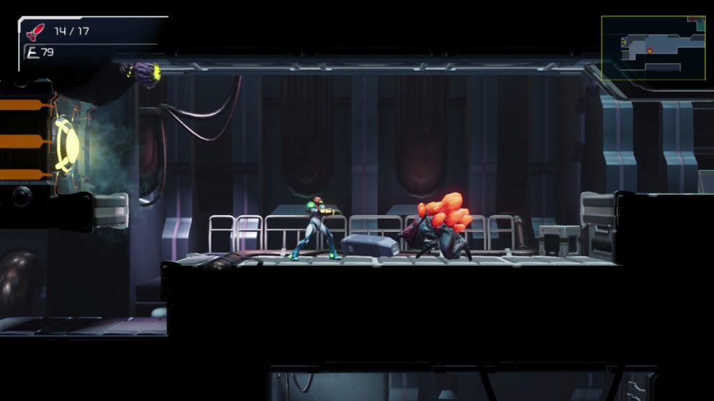 Локации и враги - новые подробности Metroid Dread 4