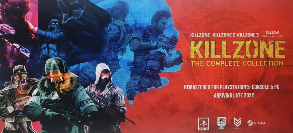 Утечка: Sony выпустит сборник Killzone The Complete Collection на PS5 и PC 1