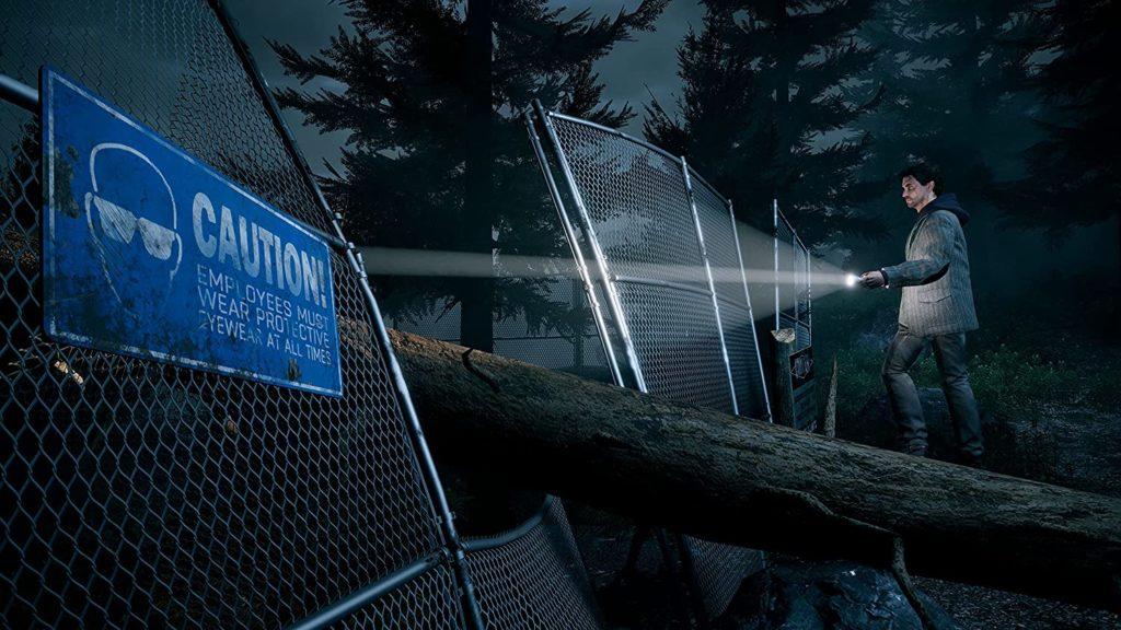 В сеть утекли первые скриншоты Alan Wake Remastered 7