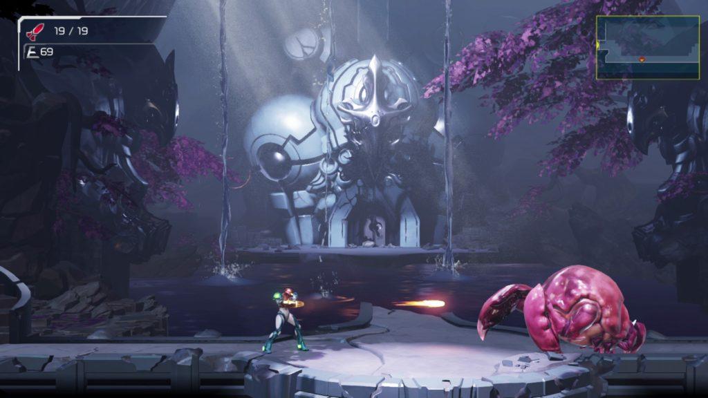 Локации и враги - новые подробности Metroid Dread 6