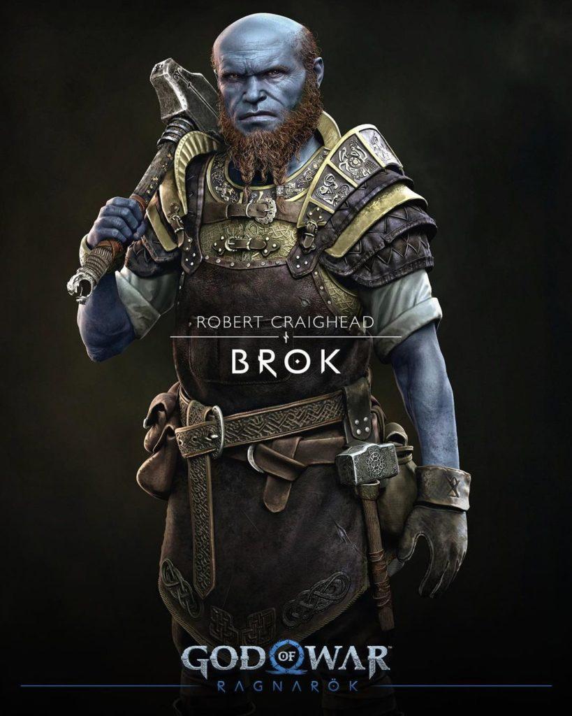 Персонажи, боевая система, история и музыка - всё, что известно о God of War: Ragnarok 6