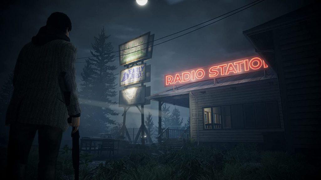 В сеть утекли первые скриншоты Alan Wake Remastered 5