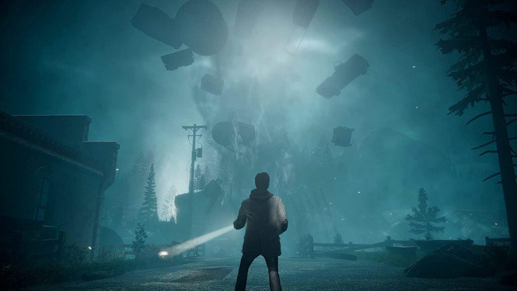 В сеть утекли первые скриншоты Alan Wake Remastered 15