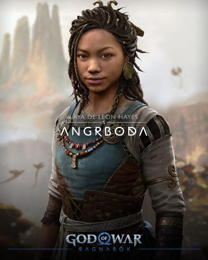 Персонажи, боевая система, история и музыка - всё, что известно о God of War: Ragnarok 12
