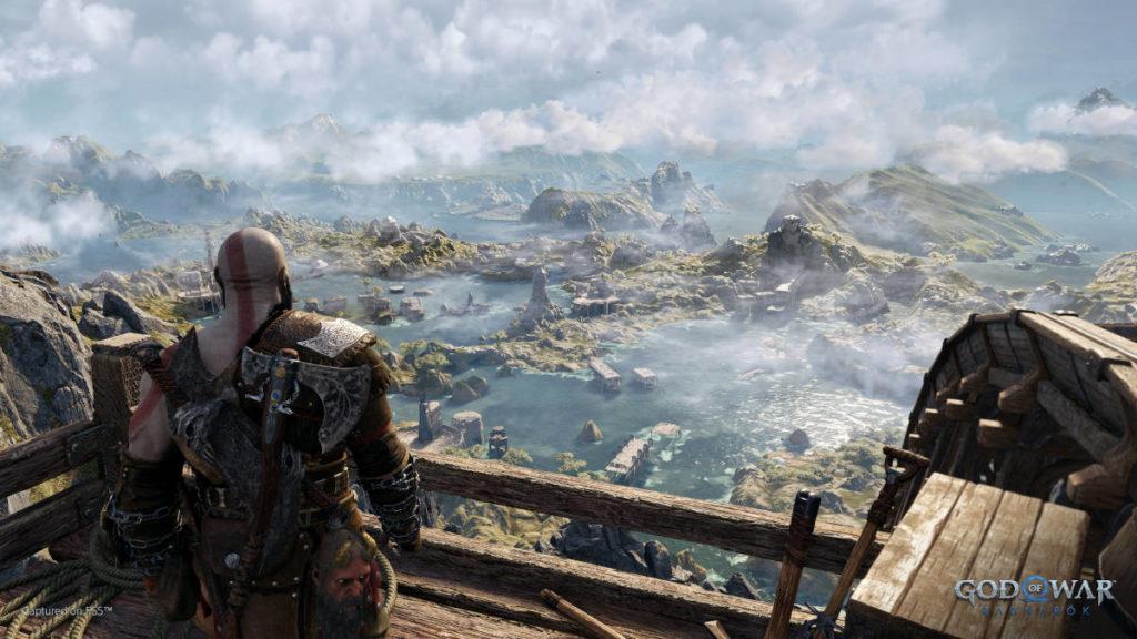 Персонажи, боевая система, история и музыка - всё, что известно о God of War: Ragnarok 16