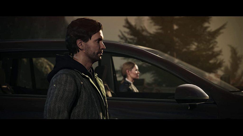 В сеть утекли первые скриншоты Alan Wake Remastered 3