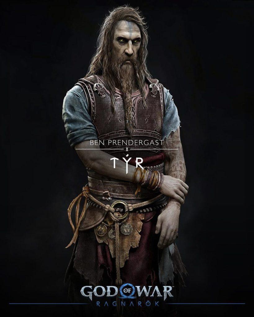 Персонажи, боевая система, история и музыка - всё, что известно о God of War: Ragnarok 9