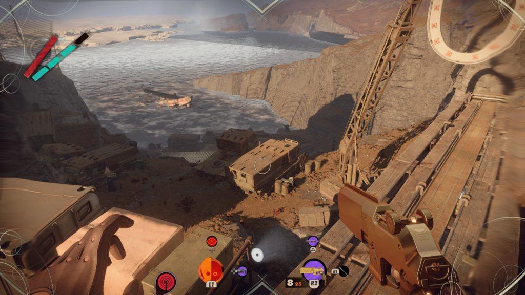 Обзор: Deathloop - Парадокс самоповтора 32