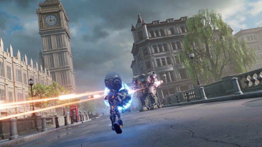 BlackForestGames официально представили Destroy All Humans! 2 – Reprobed 3