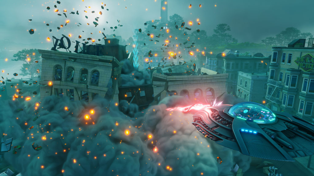 BlackForestGames официально представили Destroy All Humans! 2 – Reprobed 7