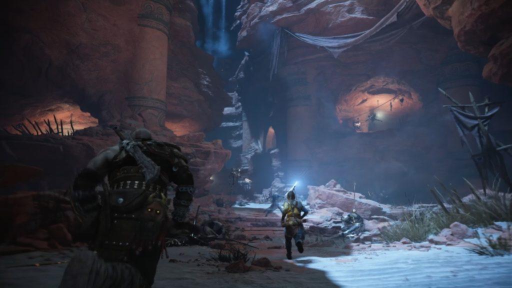 Персонажи, боевая система, история и музыка - всё, что известно о God of War: Ragnarok 15