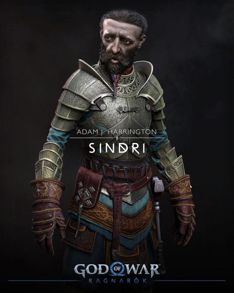 Персонажи, боевая система, история и музыка - всё, что известно о God of War: Ragnarok 7