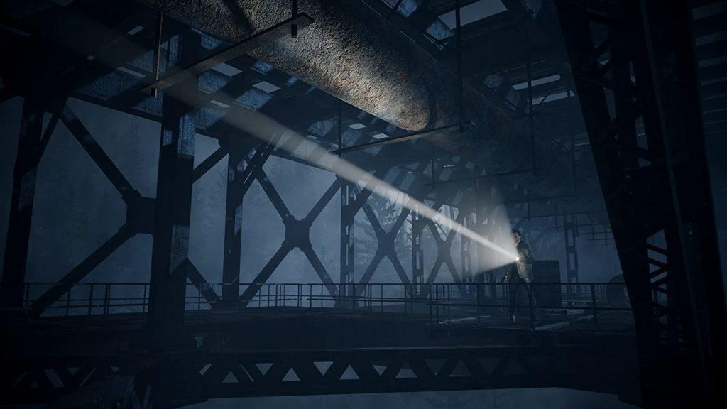 В сеть утекли первые скриншоты Alan Wake Remastered 14