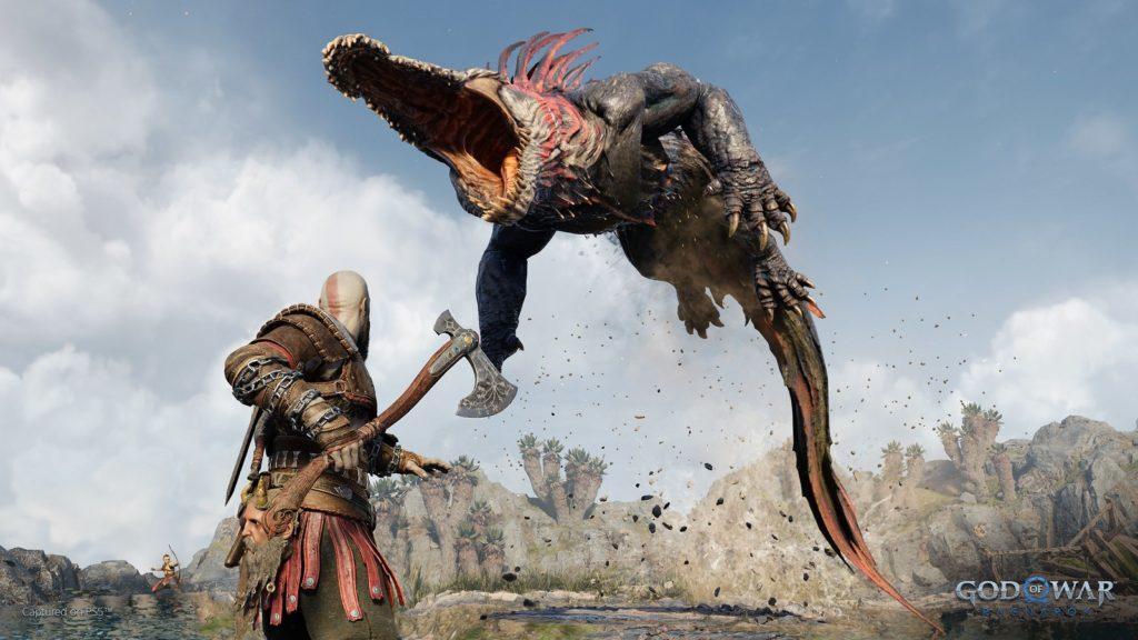 Персонажи, боевая система, история и музыка - всё, что известно о God of War: Ragnarok 18
