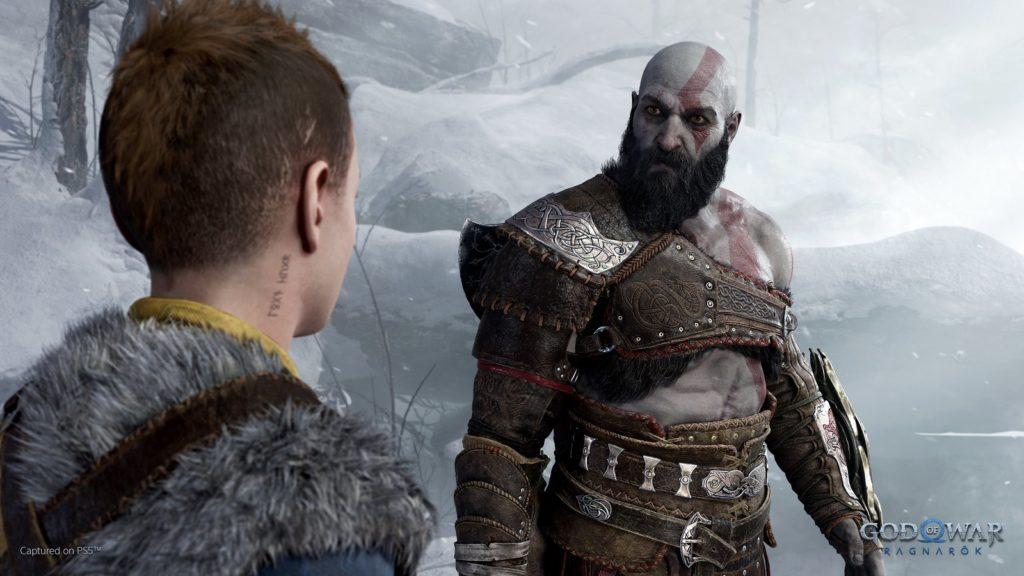 Персонажи, боевая система, история и музыка - всё, что известно о God of War: Ragnarok 1