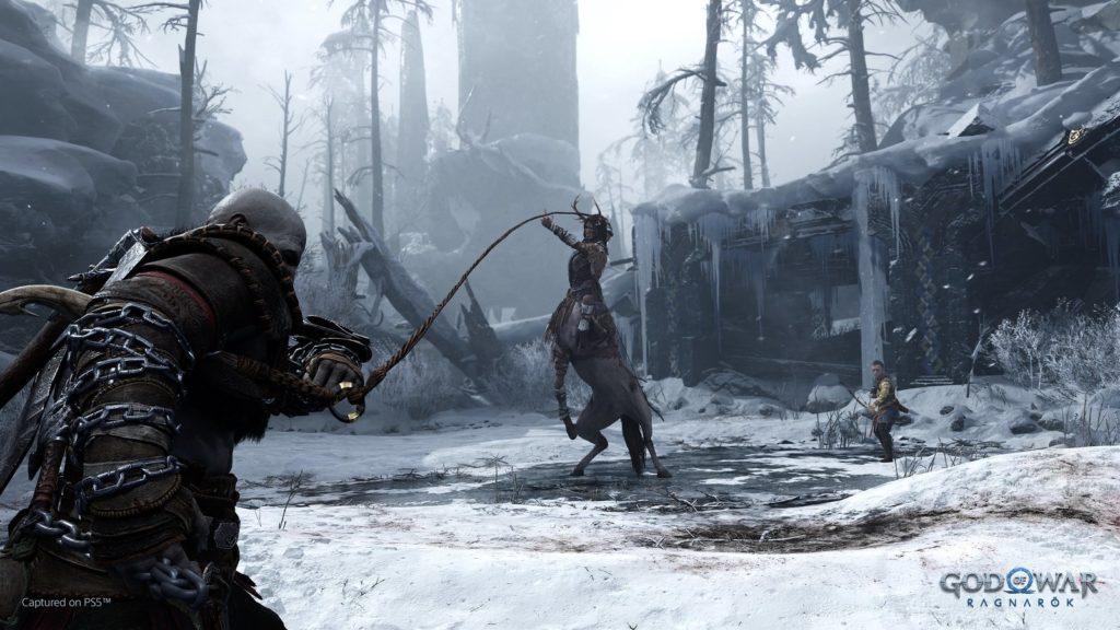 Персонажи, боевая система, история и музыка - всё, что известно о God of War: Ragnarok 17