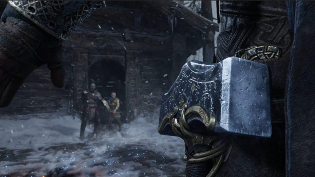 Персонажи, боевая система, история и музыка - всё, что известно о God of War: Ragnarok 3