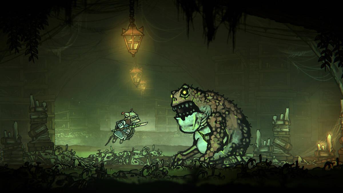 Обзор: Tails of Iron – Сказка для взрослых 21