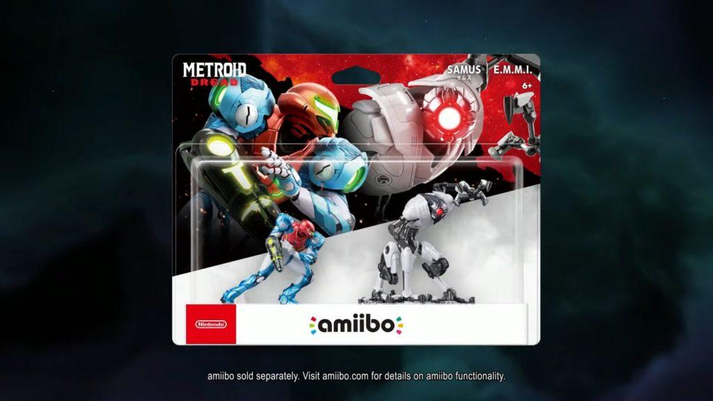 Выход amiibo по Metroid Dread в России отложили из-за проблем с логистикой 1