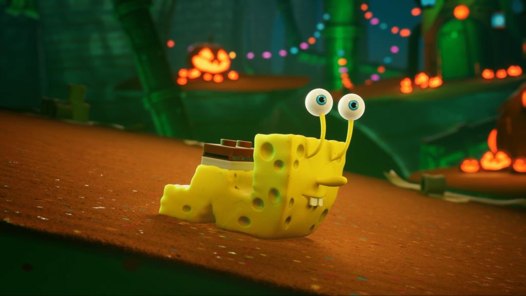 Губка Боб отправится спасать вселенную в игре SpongeBob SquarePants: The Cosmic Shake 4
