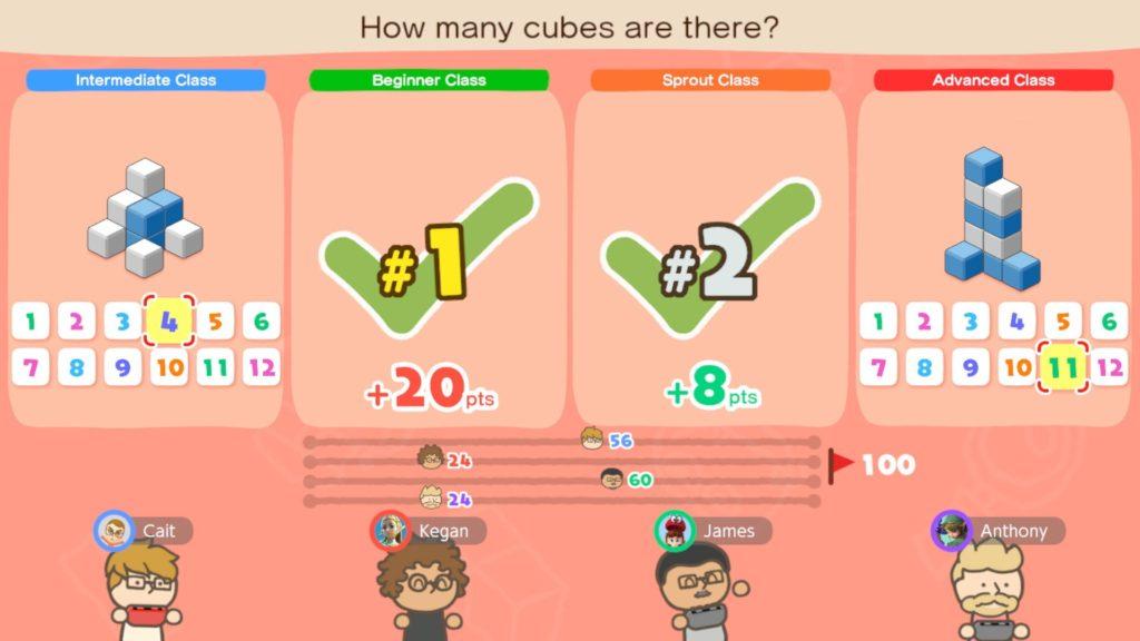 Испытайте смекалку в Big Brain Academy: Brain vs. Brain, которая выйдет на Nintendo Switch 3 декабря 4