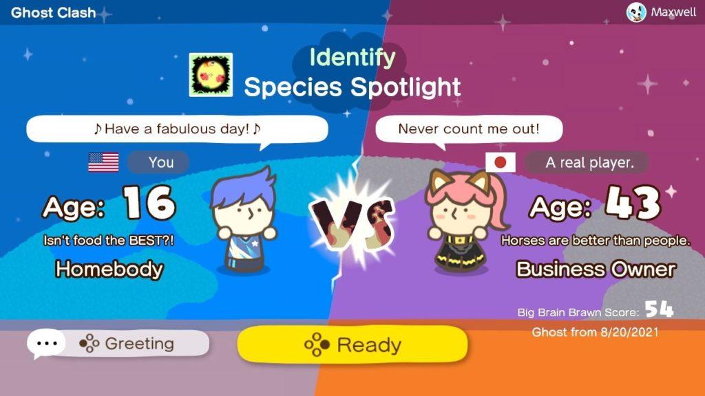 Испытайте смекалку в Big Brain Academy: Brain vs. Brain, которая выйдет на Nintendo Switch 3 декабря 1