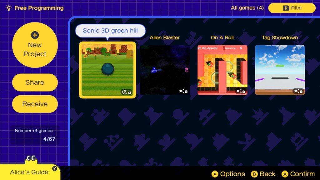 Обзор: Game Builder Garage – Оно вращается! 13