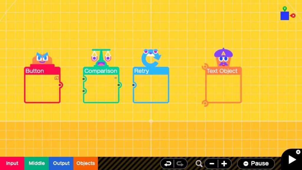 Обзор: Game Builder Garage – Оно вращается! 3