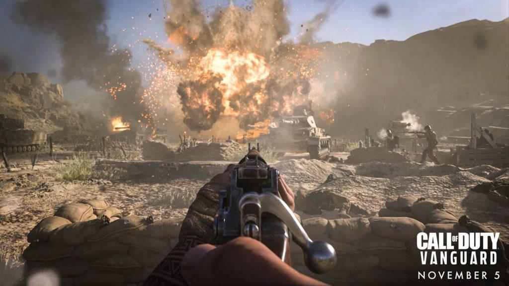 Подробности кампании и биография персонажей Call of Duty: Vanguard 1