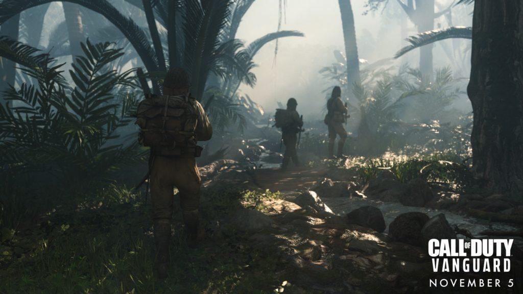 Подробности кампании и биография персонажей Call of Duty: Vanguard 3