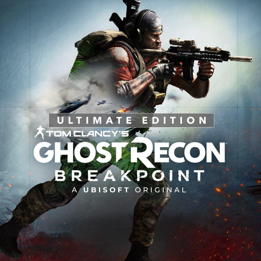 5 октября состоится шоу по Ghost Recon, в рамках которого покажут новую игру в серии 1