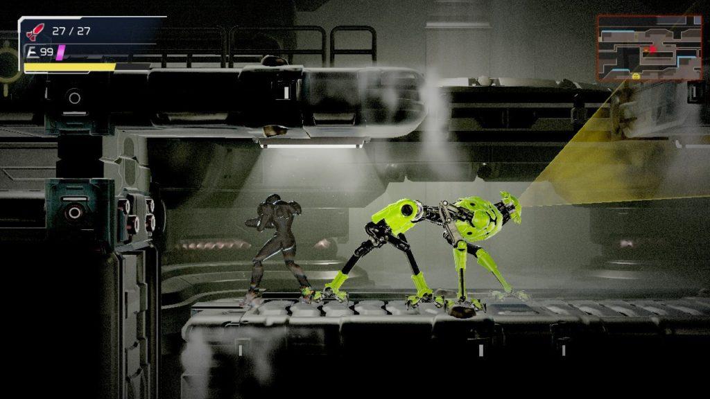 Обзор: Metroid Dread – Капсула времени 4