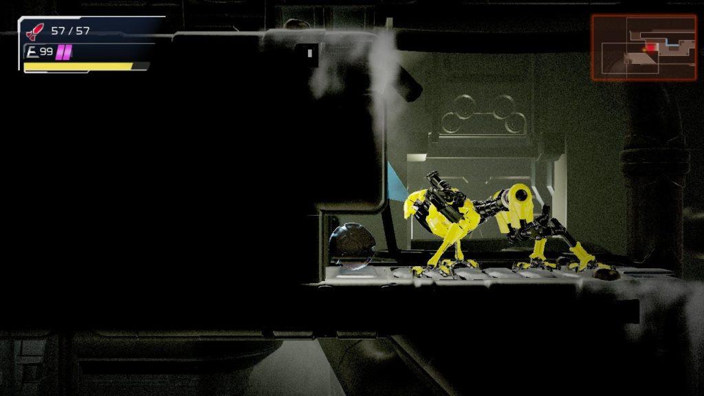 Обзор: Metroid Dread – Капсула времени 5