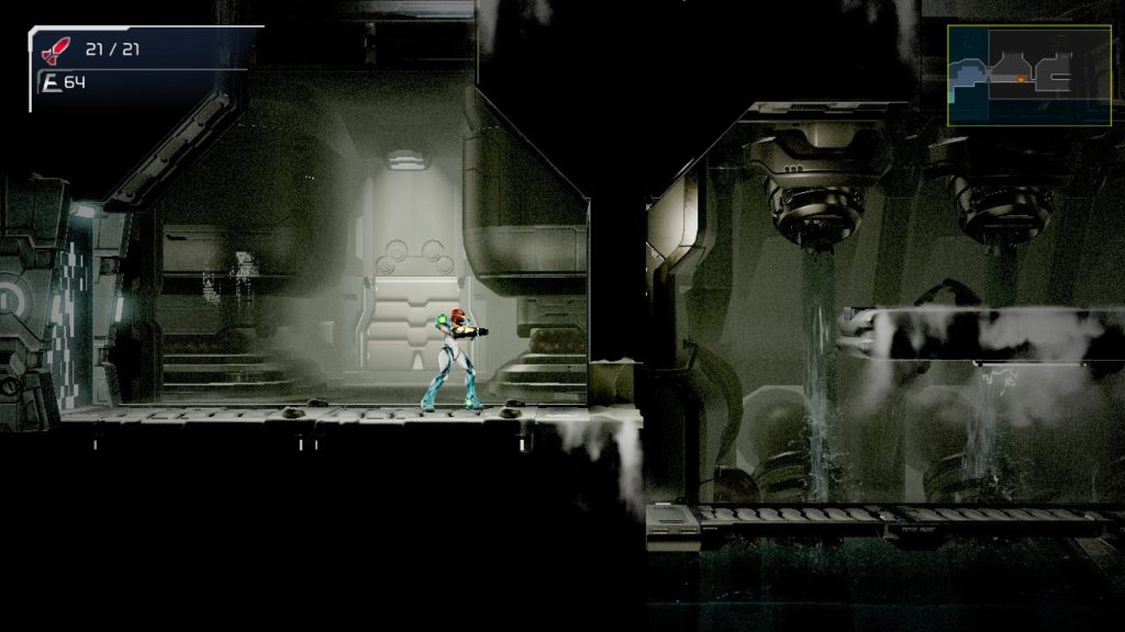Обзор: Metroid Dread – Капсула времени 6