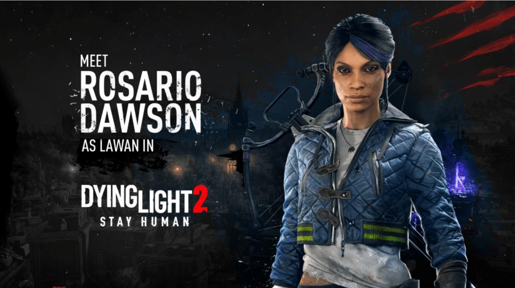 Авторы Dying Light 2 Stay Human раскрыли нового персонажа в эпизоде Dying 2 Know 1