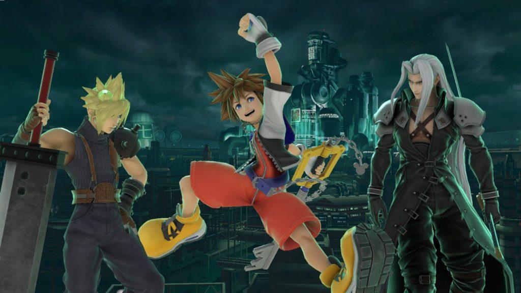 Сора из Kingdom Hearts станет последним DLC-бойцом для Super Smash Bros. Ultimate 1