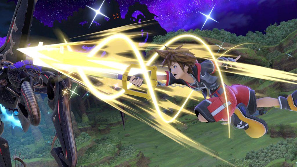 Сора из Kingdom Hearts станет последним DLC-бойцом для Super Smash Bros. Ultimate 2