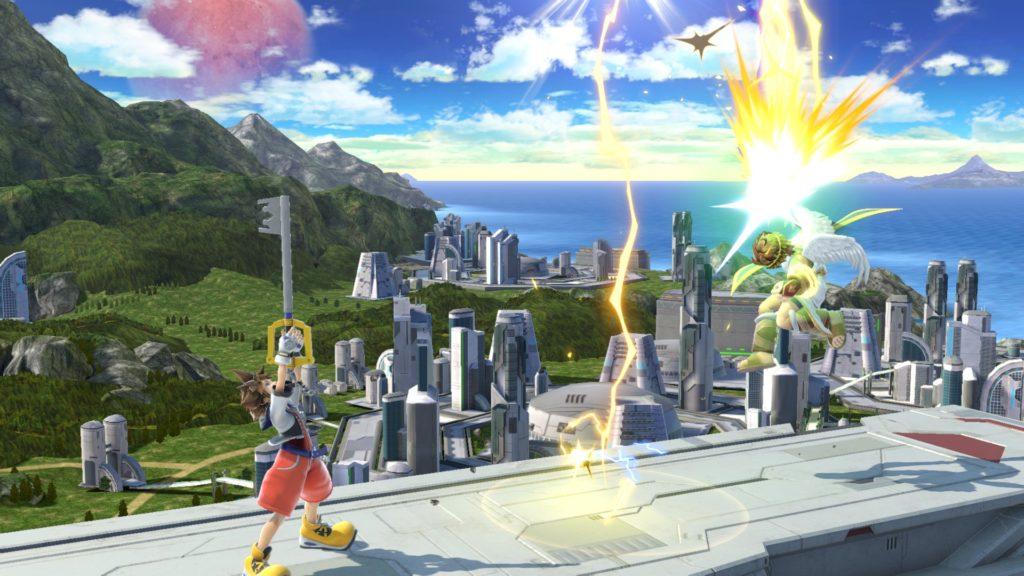 Сора из Kingdom Hearts станет последним DLC-бойцом для Super Smash Bros. Ultimate 6