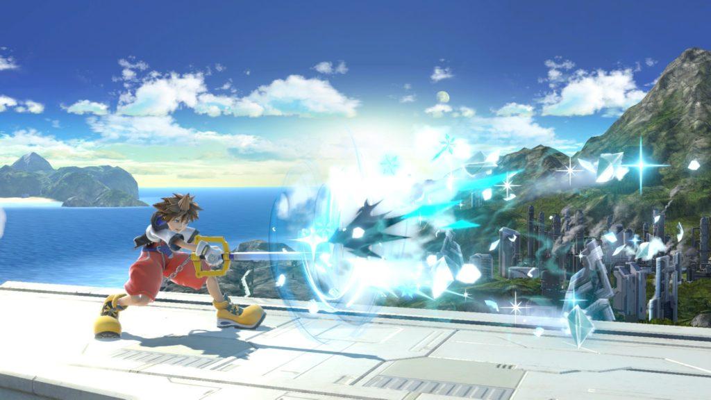 Сора из Kingdom Hearts станет последним DLC-бойцом для Super Smash Bros. Ultimate 4
