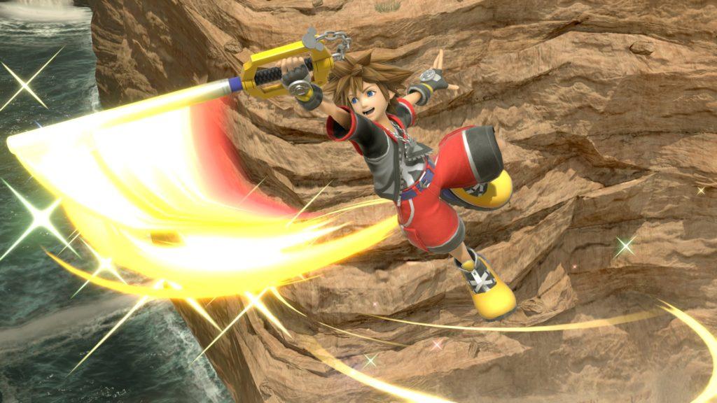 Сора из Kingdom Hearts станет последним DLC-бойцом для Super Smash Bros. Ultimate 5