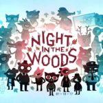 Обзор: Night in the Woods - Одним осенним днем 1