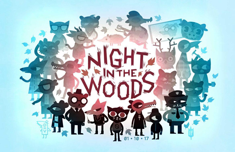 Обзор: Night in the Woods - Одним осенним днем 2