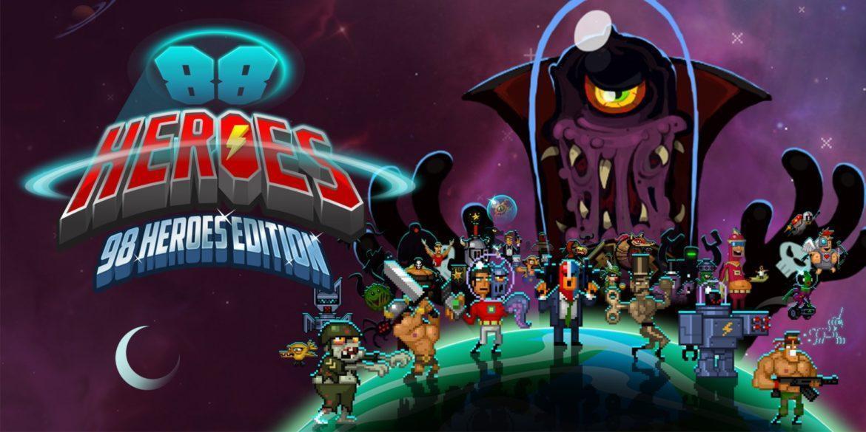 88 Heroes - Спасение человечества в руках идиотов 2