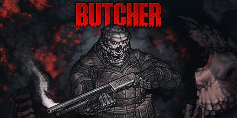 Butcher - Мясная лавка дядюшки Киборга 2