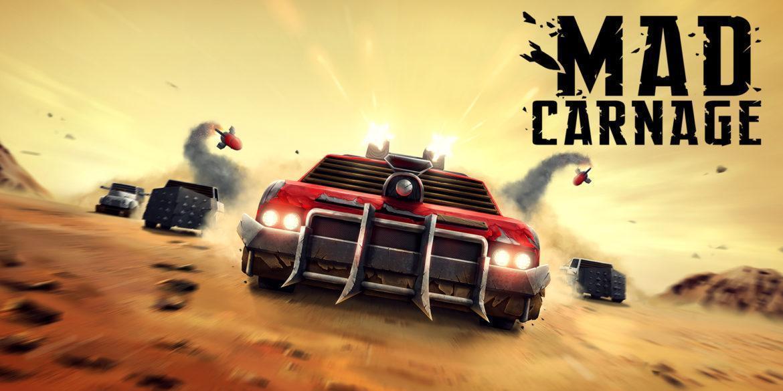 Обзор: Mad Carnage - На лаврах Безумного Макса 2