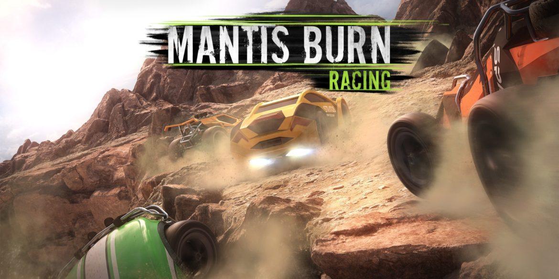 Обзор: Mantis Burn Racing - Изометрическое месиво 2
