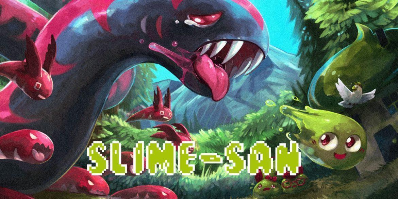 Slime-San - Возвращение Флаббера! 2